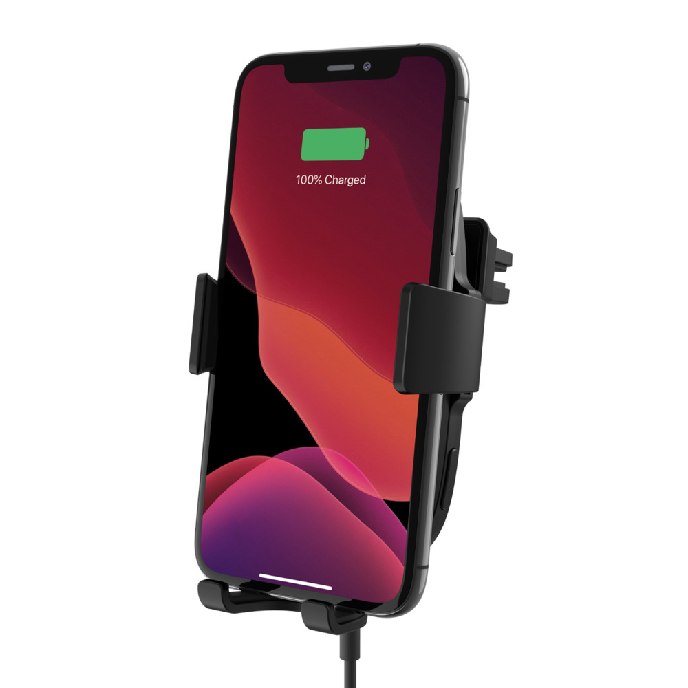 BOOST↑CHARGE™ Wireless Car Charger with Vent Mount 10W - HeroImage