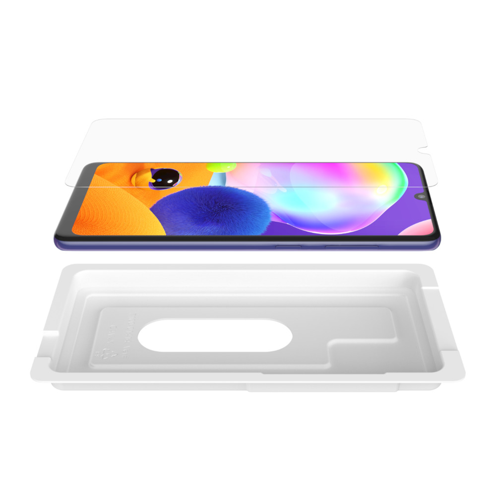 SCREENFORCE™ TemperedGlass Screen Protector for Samsung - HeroImage