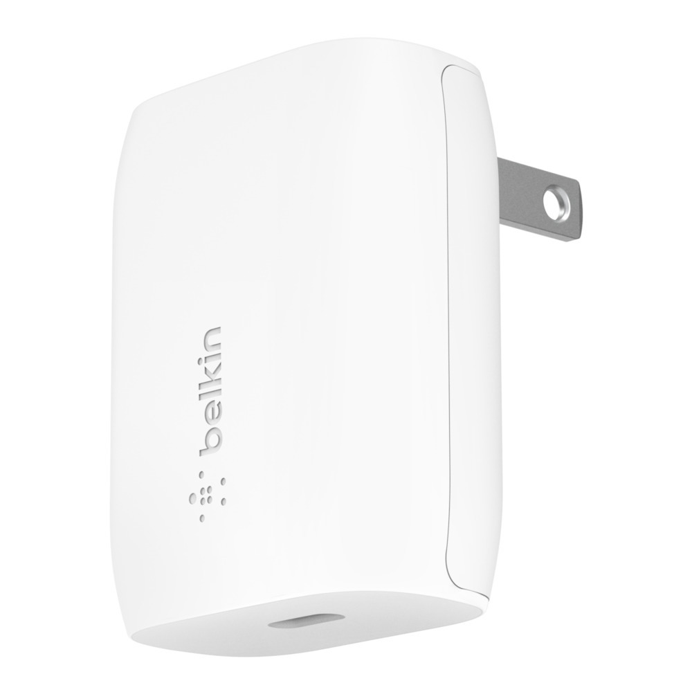 BOOST↑CHARGE 18W USB-C PD Wall Charger - HeroImage