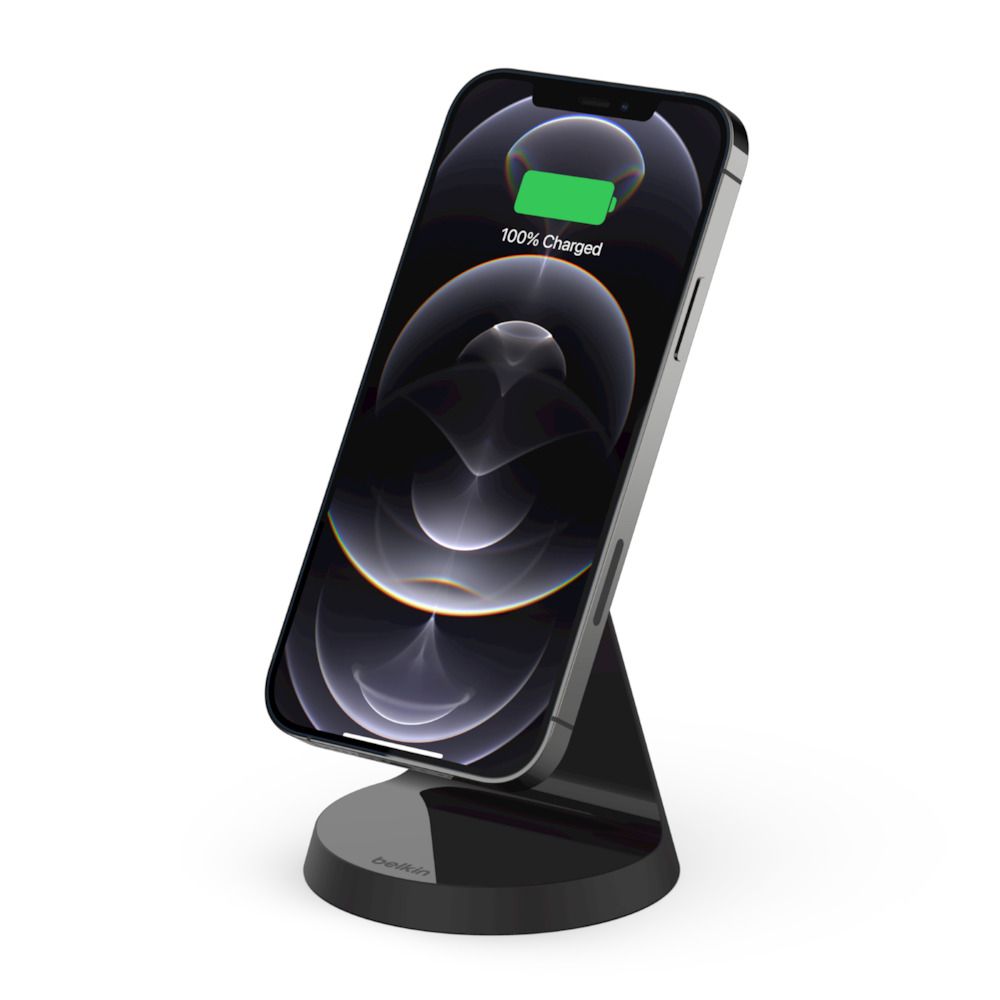 BOOST↑<b>CHARGE</b>™ Magnetic Wireless Charger Stand 7.5W - HeroImage