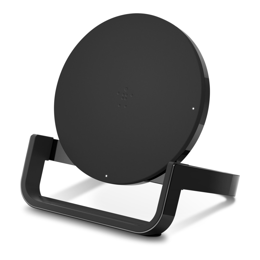 BOOST↑UP™ Wireless Charging Stand 10W for Apple, Samsung, LG and Sony - HeroImage
