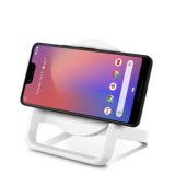 BOOST↑UP™  Wireless Charging Stand 10W for Pixel 3 and Pixel 3 XL -$ SideView1Image