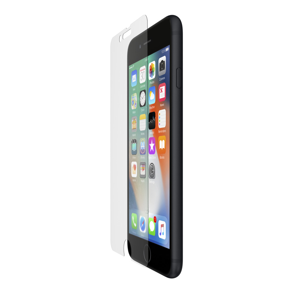 ScreenForce®  Tempered Glass Screen Protector for iPhone 8/7/6s/6 - HeroImage