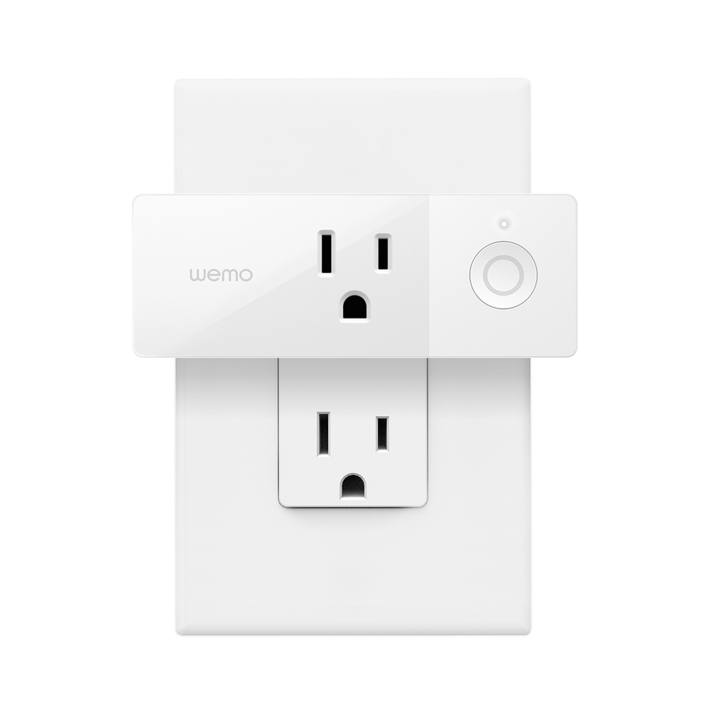 Wemo Mini Smart Plug - HeroImage