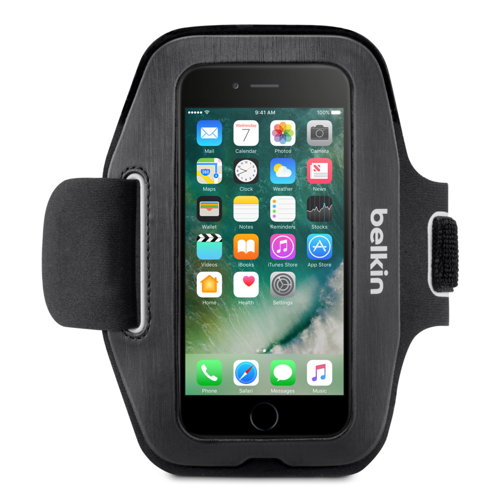 Sport-Fit Armband for iPhone 7 - HeroImage