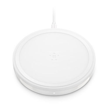 BOOST↑UP™ Bold Wireless Charging Pad 10W for Apple, Samsung, LG and Sony -$ HeroImage