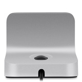 Express Dock for iPad with built-in 4-foot USB cable -$ BackViewImage