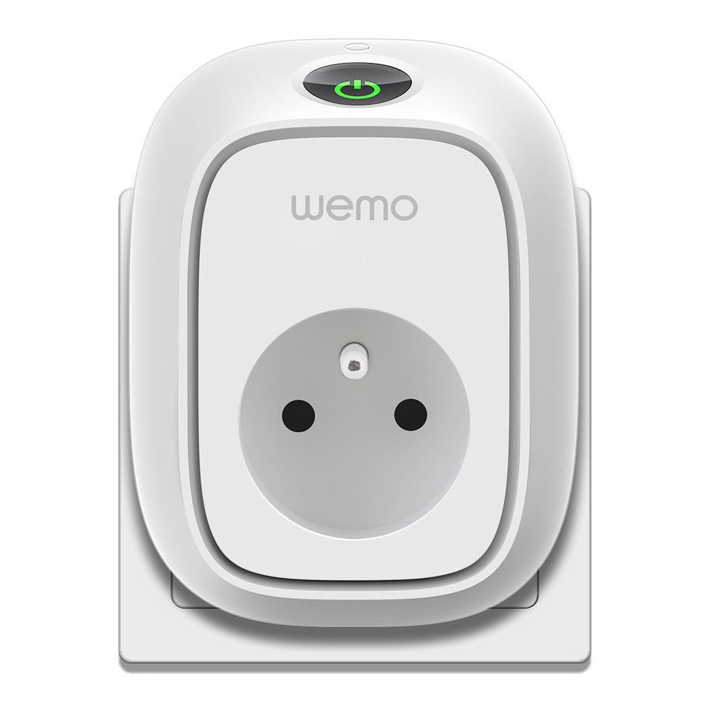 WeMo® Insight Switch - FrontViewImage