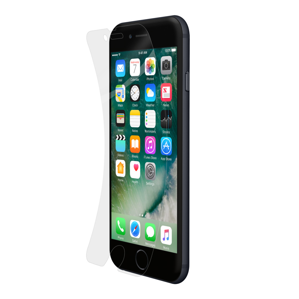 ScreenForce® InvisiGlass Screen Protector for iPhone 8/7/6s/6 - HeroImage