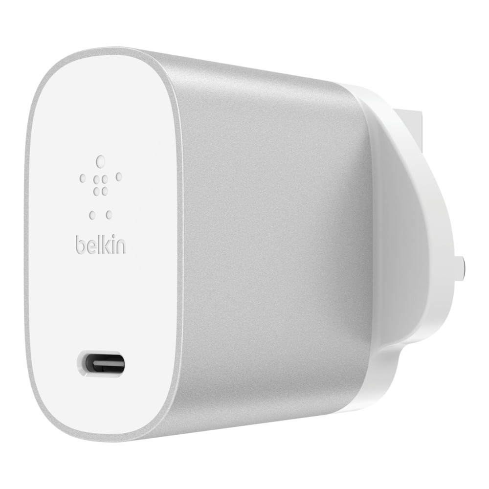 BOOST↑CHARGE™ 27W USB-C PD Wall Charger - HeroImage