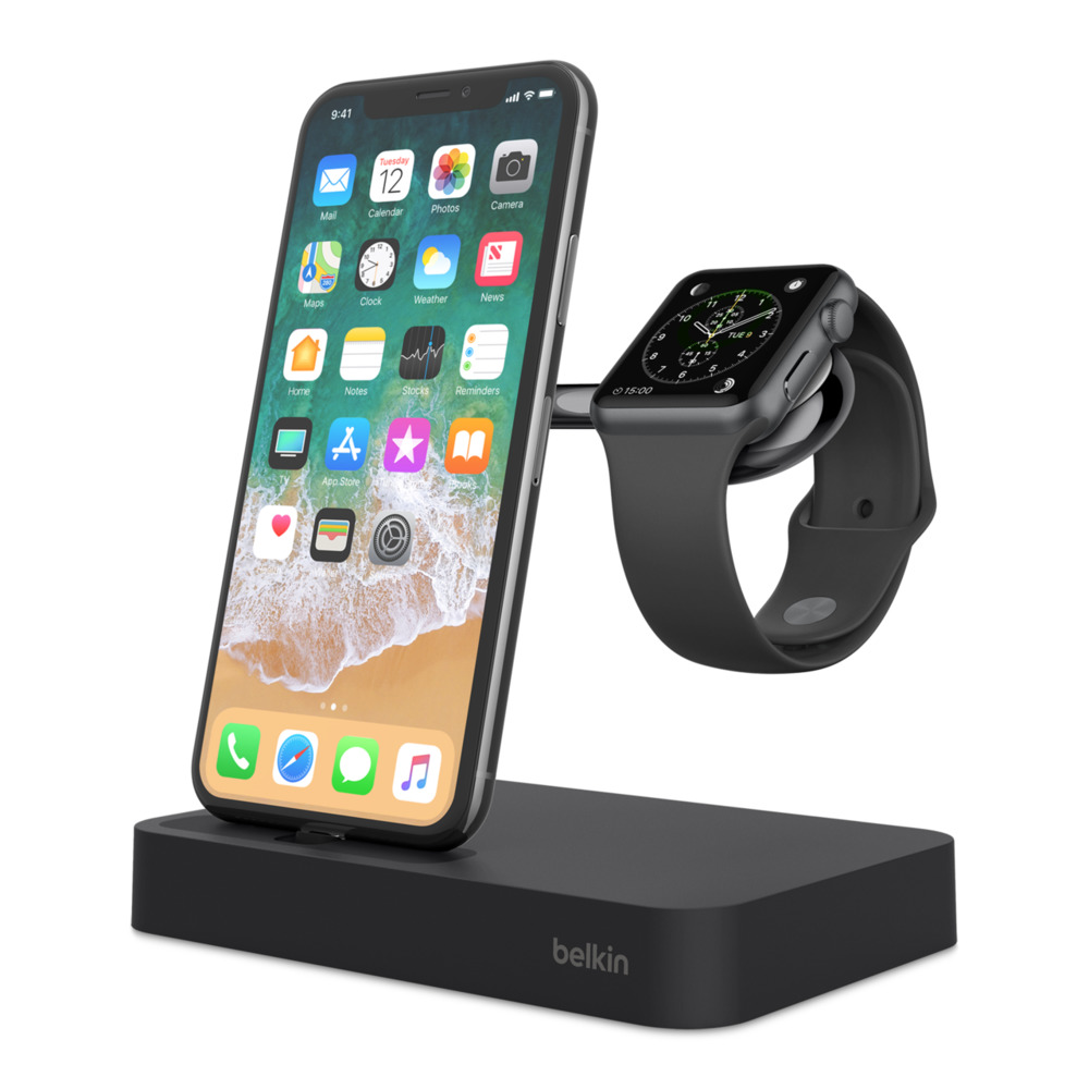Valet™ Charge Dock for Apple Watch + iPhone  Iphone Watch Phone