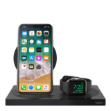 BOOST↑UP™ Wireless Charging Dock: Wireless Charging Pad + Apple Watch Dock -$ BackViewImage