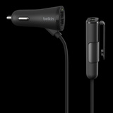 Road Rockstar: 4-Port Passenger Car Charger -$ FrontViewImage