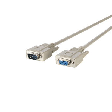 Pro Series VGA Monitor Extension Cable with Thumbscrews -$ HeroImage