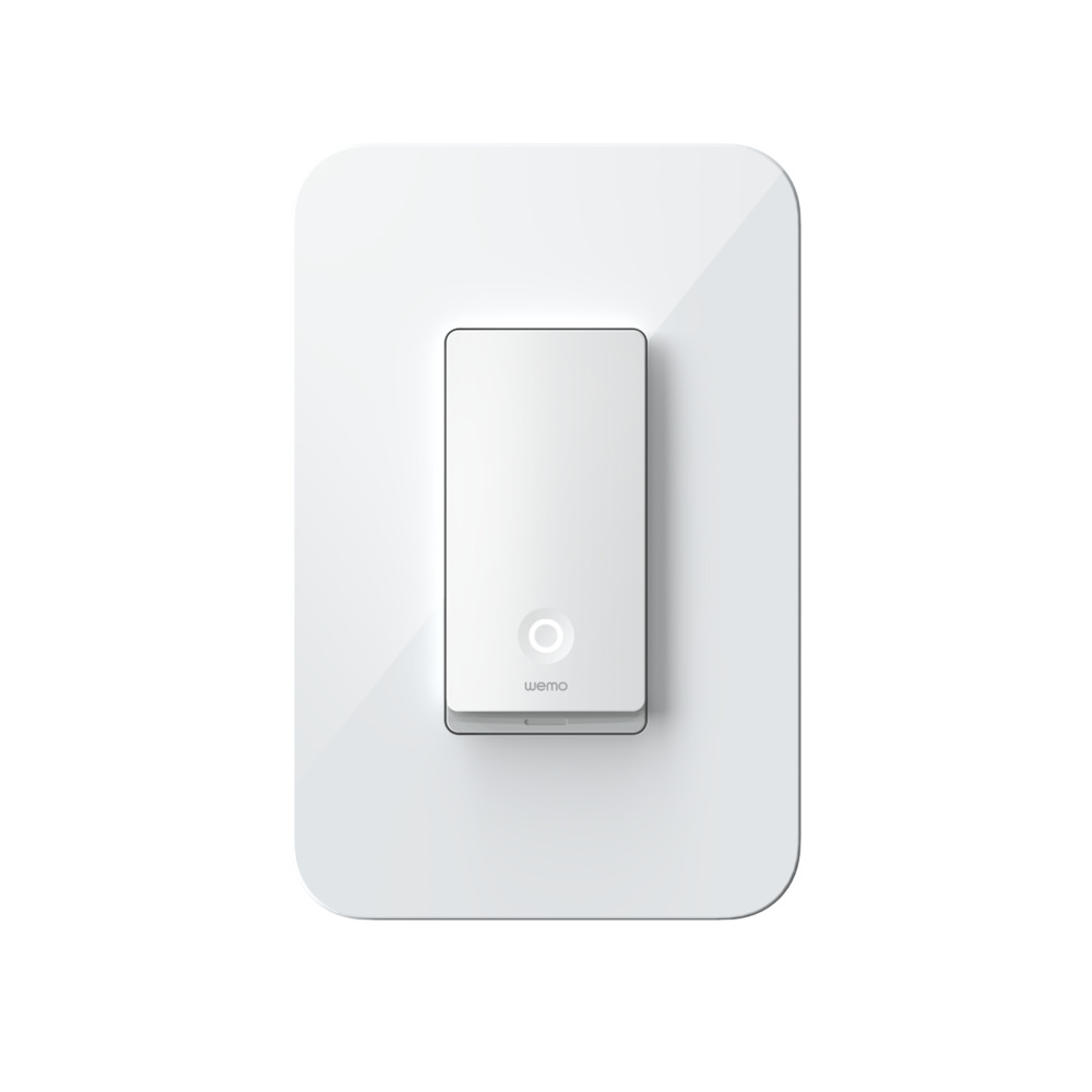 Wemo WiFi Smart Light Switch - HeroImage