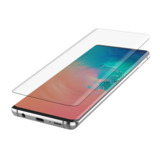 SCREENFORCE™ InvisiGlass Curve-screenprotector voor de Samsung Galaxy S10 -$ SideView1Image
