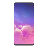 SCREENFORCE™ InvisiGlass Curve-screenprotector voor de Samsung Galaxy S10+ -$ SideView1Image