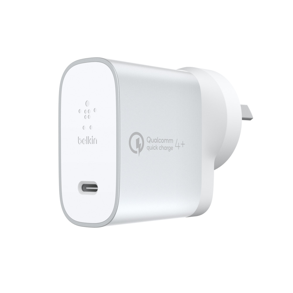 BOOST↑CHARGE™ USB-C™ Wall Charger + Cable with Quick Charge™ 4+ - HeroImage
