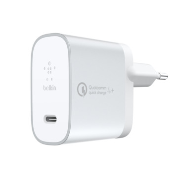 BOOST↑CHARGE™ USB-C™-lader voor thuis + kabel met Quick Charge™ 4+ -$ HeroImage