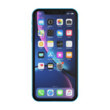 SCREENFORCE™ InvisiGlass™ Ultra Privacy Screen Protection for iPhone XR -$ SideView1Image