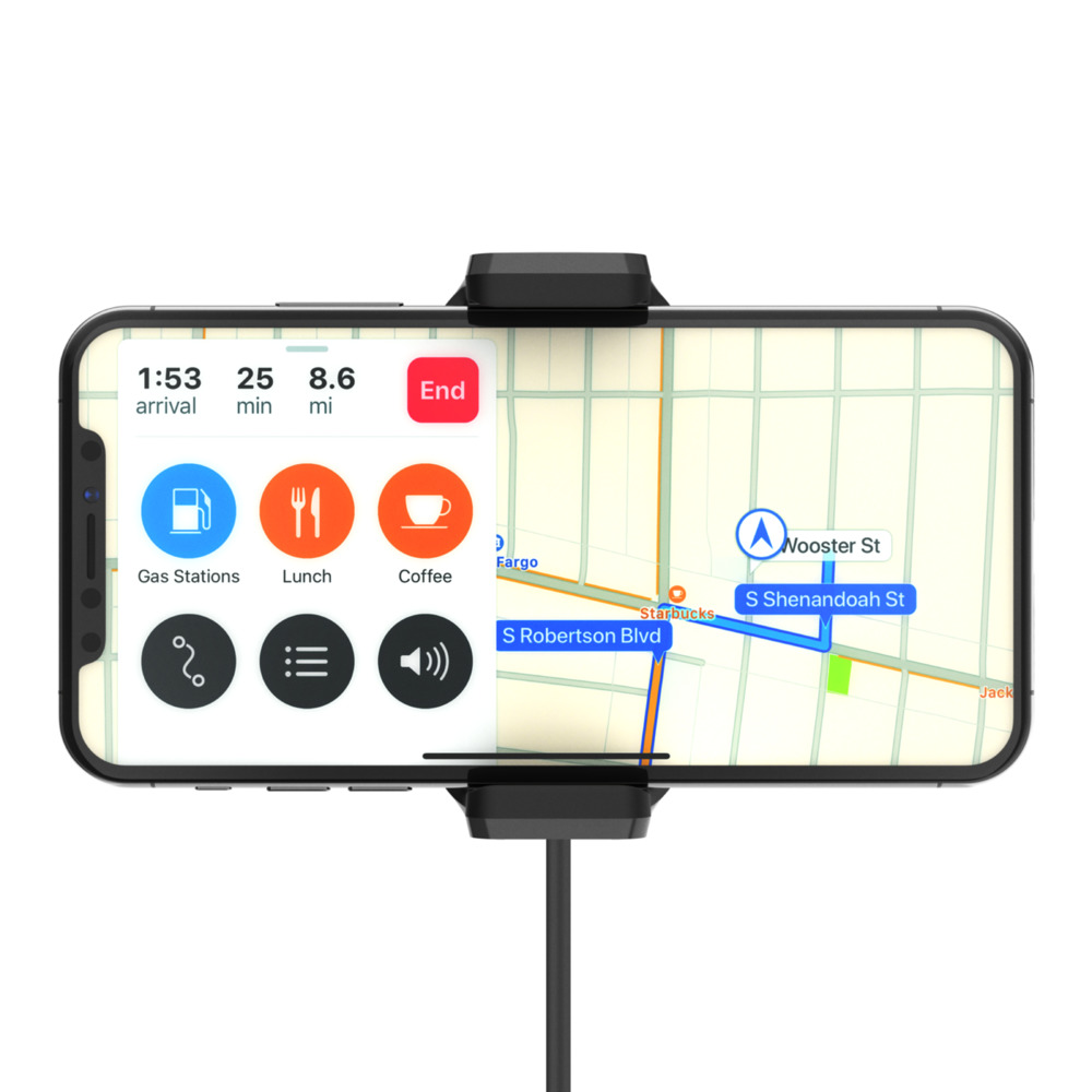 Wireless Charging Vent Mount 10W – Wireless Car Charger