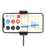 BOOST↑UP™ Wireless Charging Car Universal Mount -$ SideView1Image