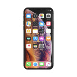 InvisiGlass™ Ultra Front and Back Protection for iPhone XS/X -$ SideView1Image