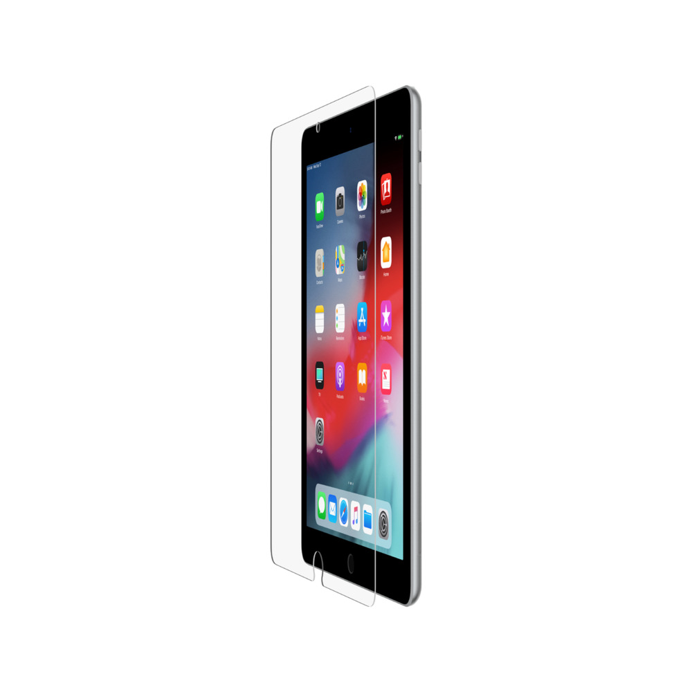 SCREENFORCE™ Tempered Glass Screen Protection for iPad 9.7 - HeroImage