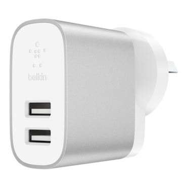 BOOST↑CHARGE™ 24W Dual USB-A Wall Charger -$ HeroImage