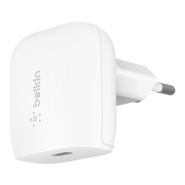 BOOST↑CHARGE USB-C 벽면 충전기 18W -$ HeroImage