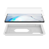 SCREENFORCE™ InvisiGlass Curve Screen Protector for Samsung Galaxy Note -$ SideView1Image