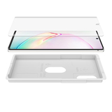 SCREENFORCE™ InvisiGlass Curve-screenprotector voor de Samsung Galaxy Note10+ -$ SideView1Image