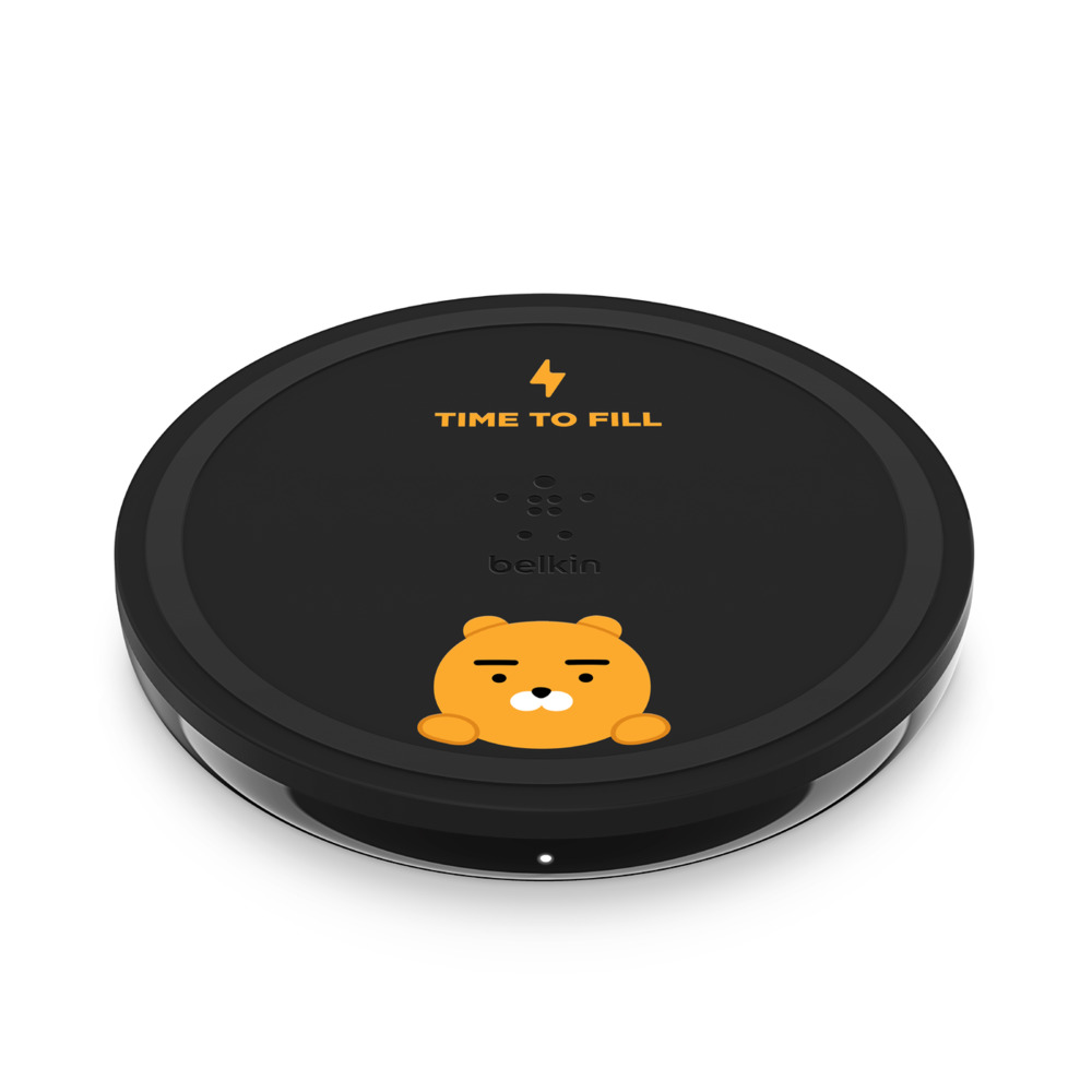 Wireless Pad 10W - KAKAO FRIENDS Edition (AC Adapter Not Included) - HeroImage