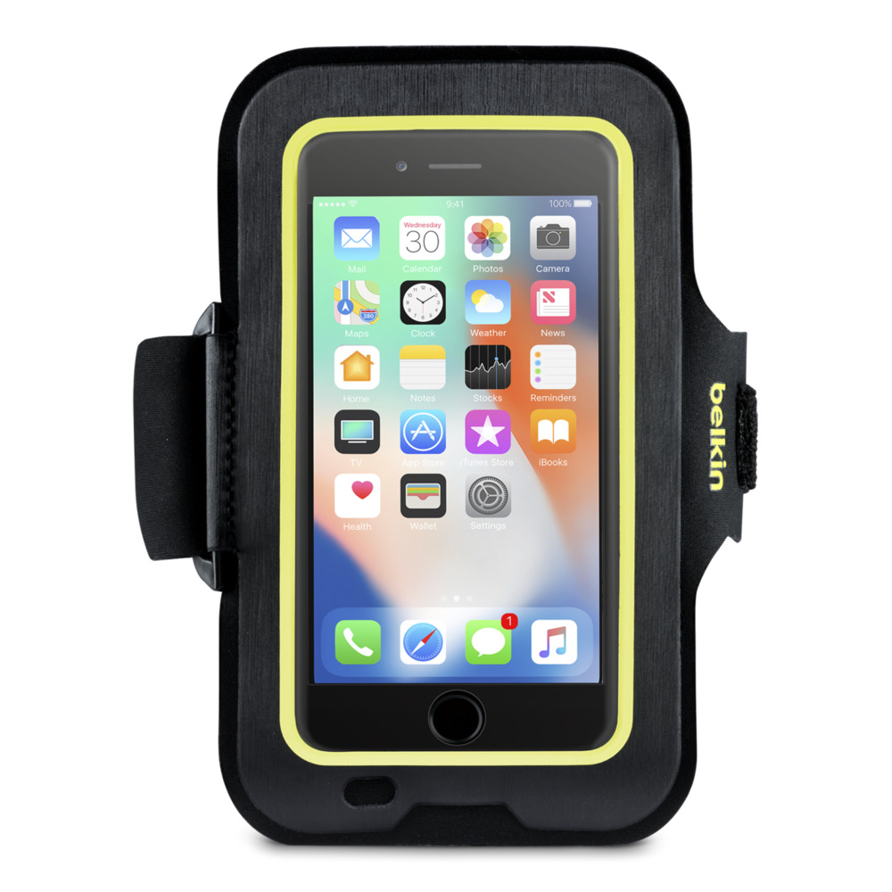 Sport-Fit Armband for iPhone 8 Plus, iPhone 7 Plus and iPhone 6/6s Plus - HeroImage