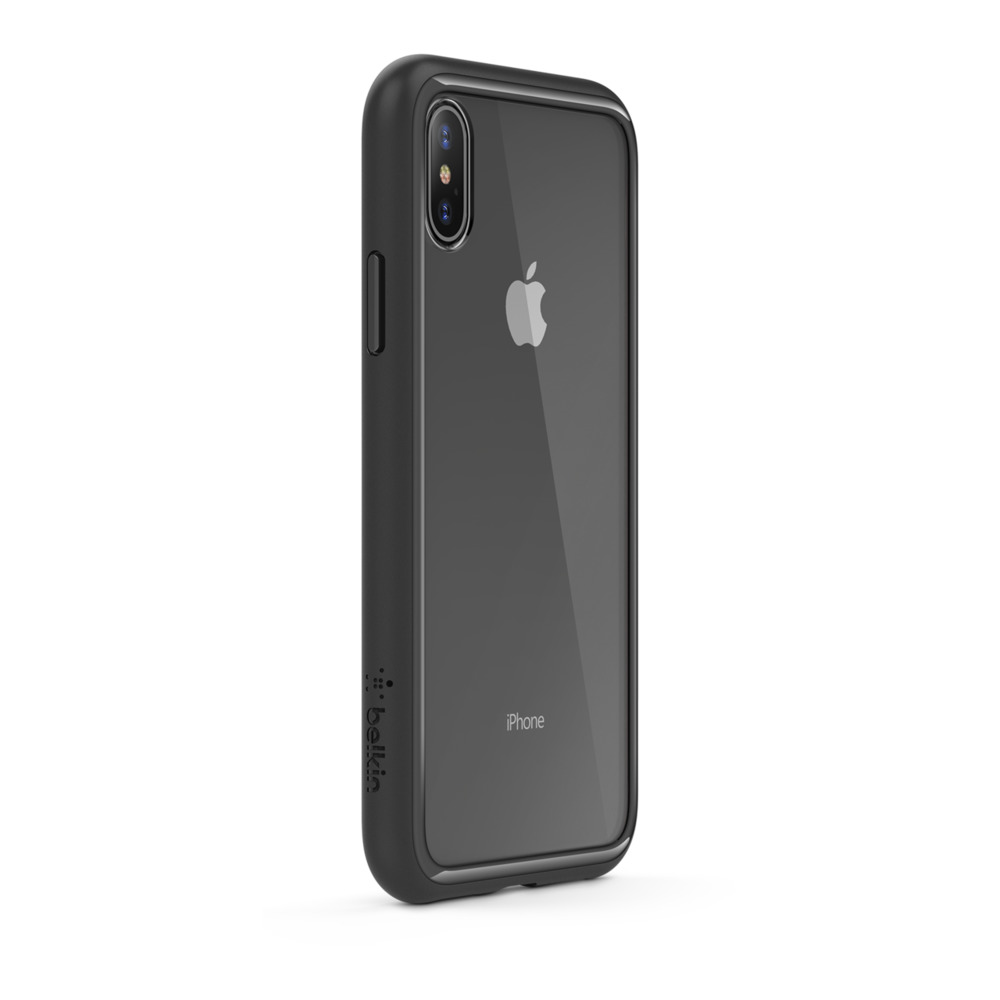 SheerForce™ Elite Protective Case for iPhone X - SideView1Image