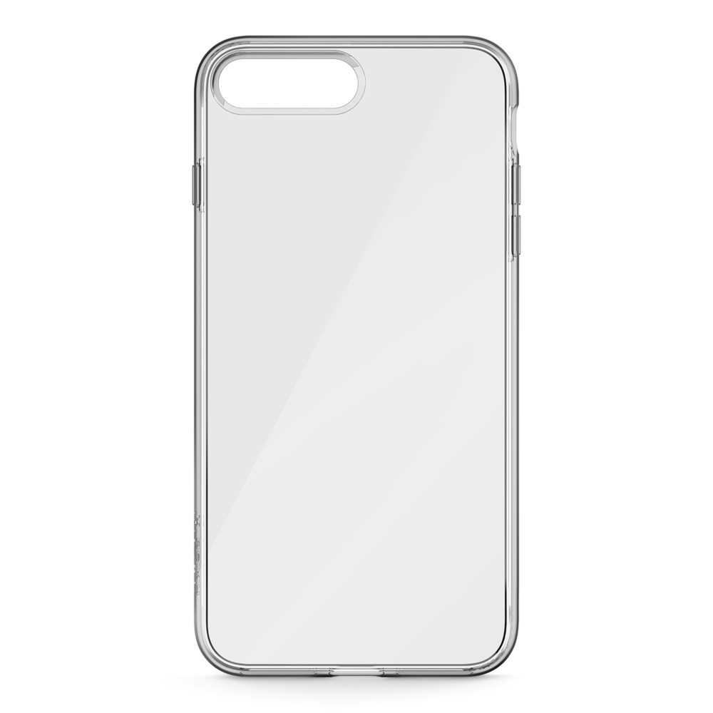 SheerForce™ InvisiGlass™ Case for iPhone 8 Plus, iPhone 7 Plus - HeroImage