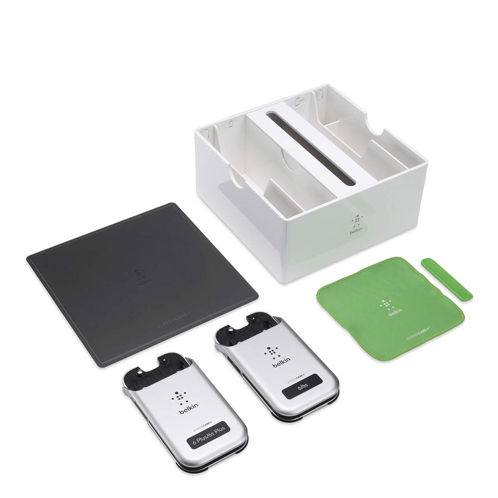Screencare Application System By Belkin For Smartphones
