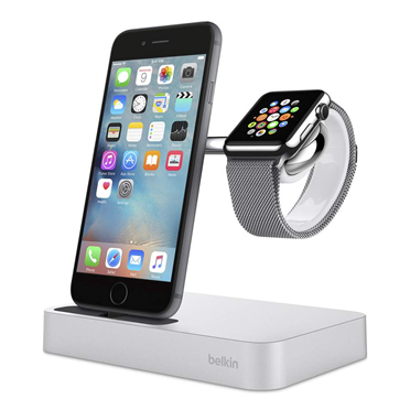 Valet™ Apple Watch + iPhone用充電ドック -$ HeroImage