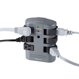 6-Outlet Pivot-Plug Surge Protector -$ FrontViewImage