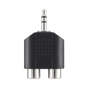 Adattatore audio da 2 x RCA a 3,5 mm -$ HeroImage
