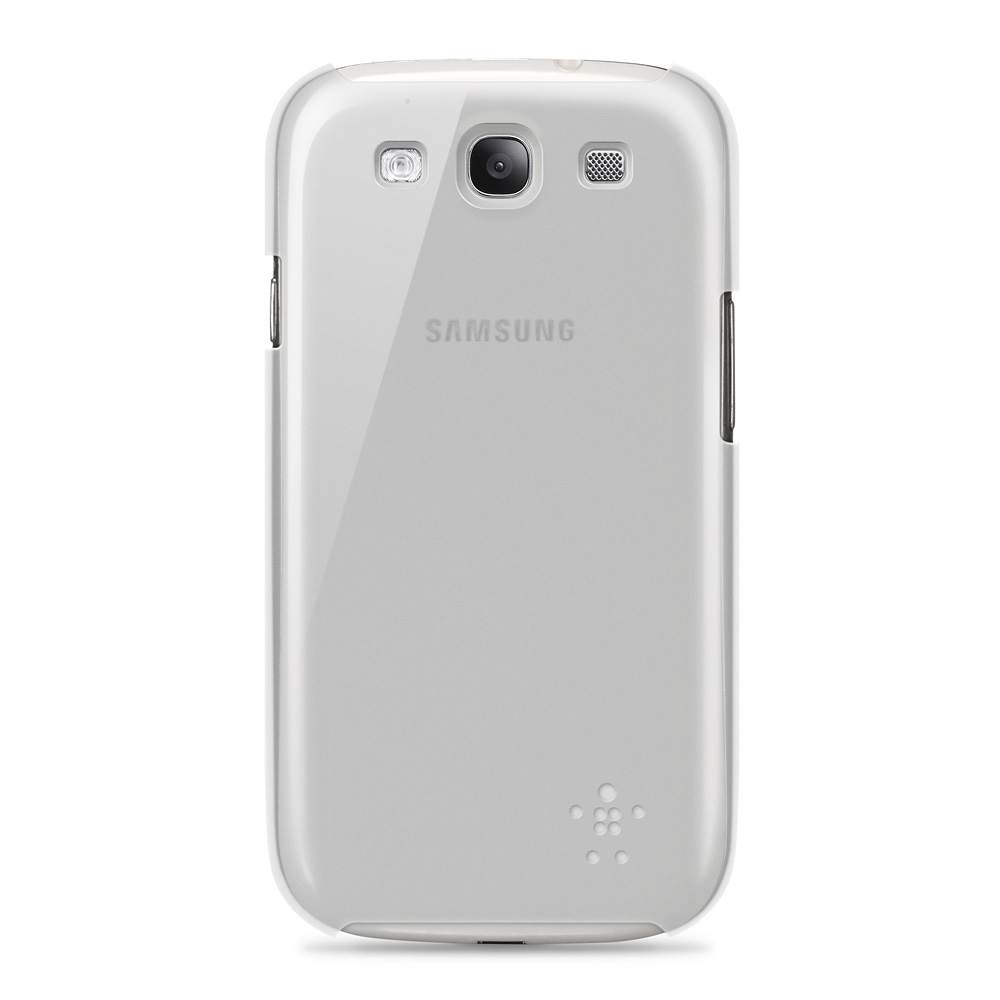 Shield Sheer for Samsung Galaxy S3 - HeroImage