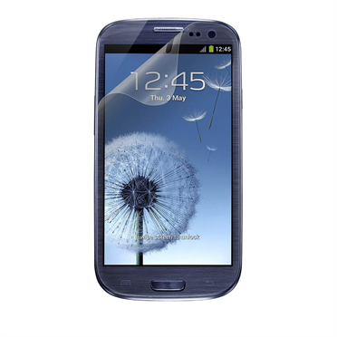 TrueClear Transparent Screen Protector for Samsung Galaxy S3 -$ HeroImage