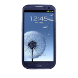 TrueClear Transparent Screen Protector for Samsung Galaxy S3 -$ FrontViewImage