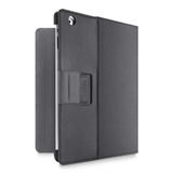 Cinema Leather iPad Case with Stand for iPad 2, iPad 3rd and 4th gen -$ BackViewImage