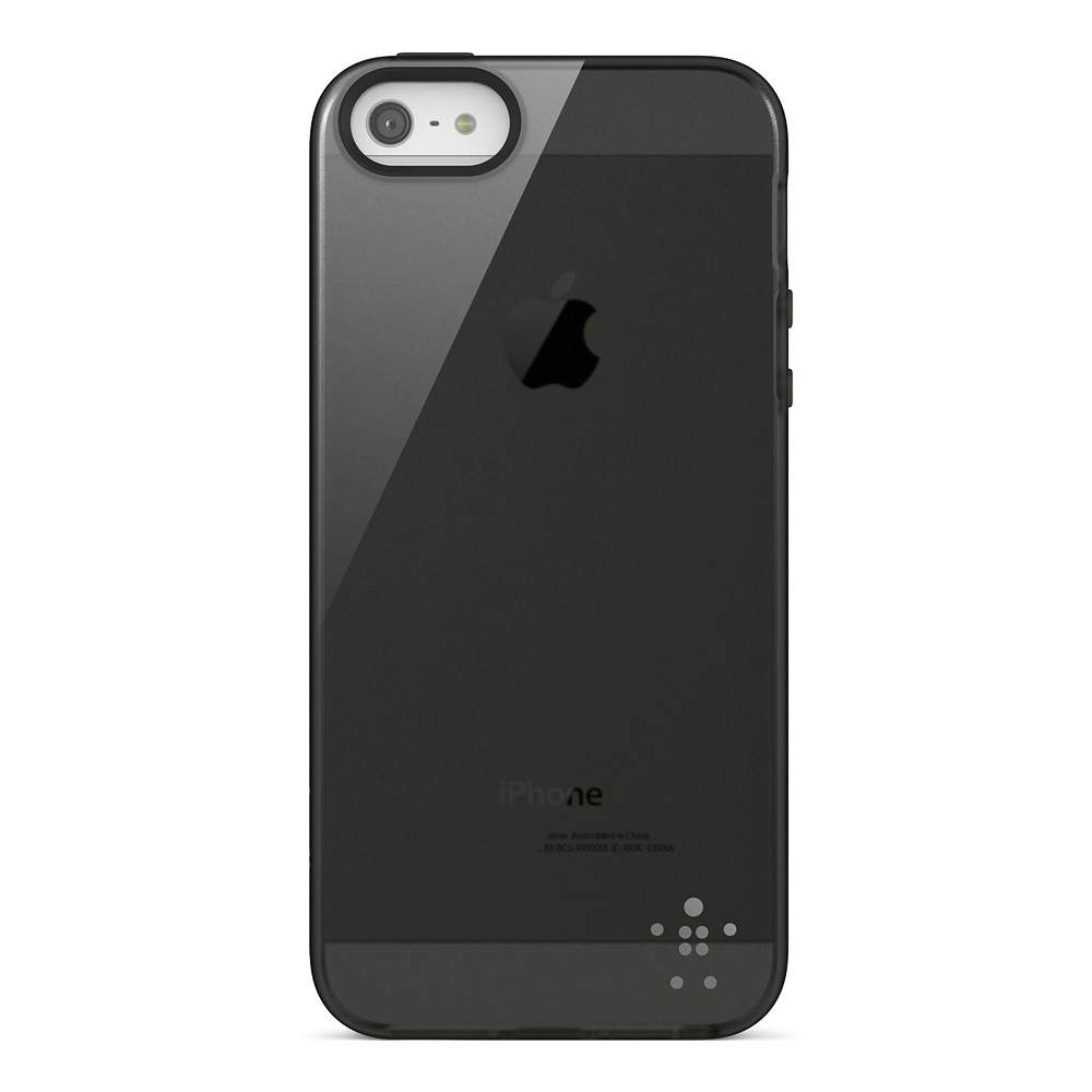 belkin iphone 5s case belkin grip sheer for iphone se 5 5s 9925