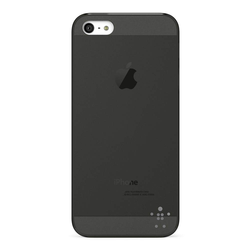 Micra Sheer Matte Case for Alpha - HeroImage