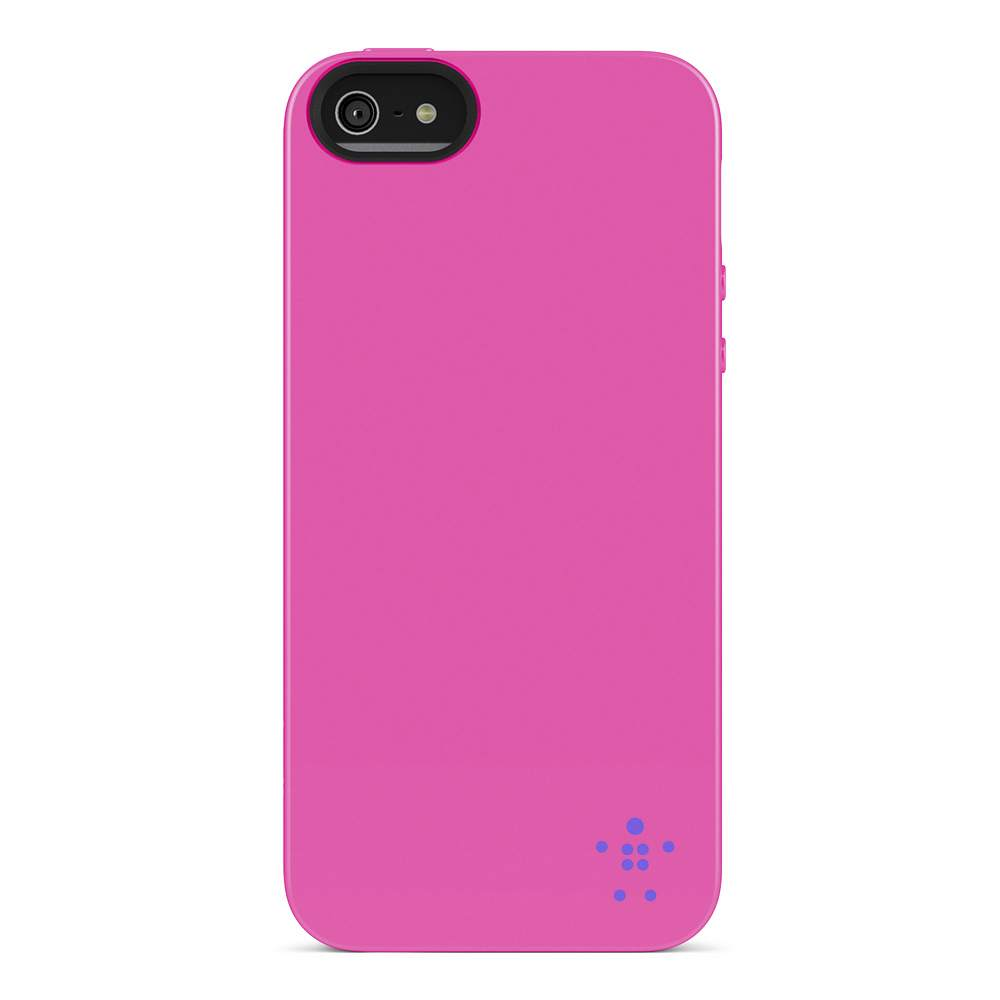 Grip Neon Glo Case for iPhone 5 and iPhone 5s - FrontViewImage