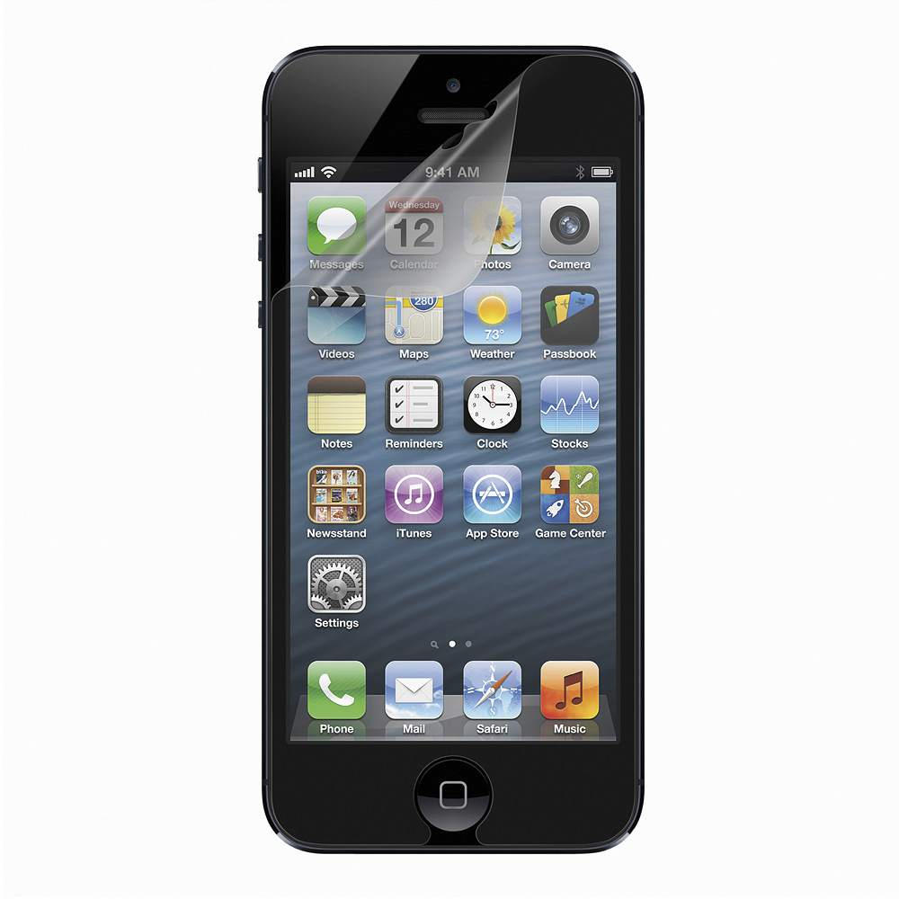 Damage Control Screen Protector for iPhone 5 - HeroImage