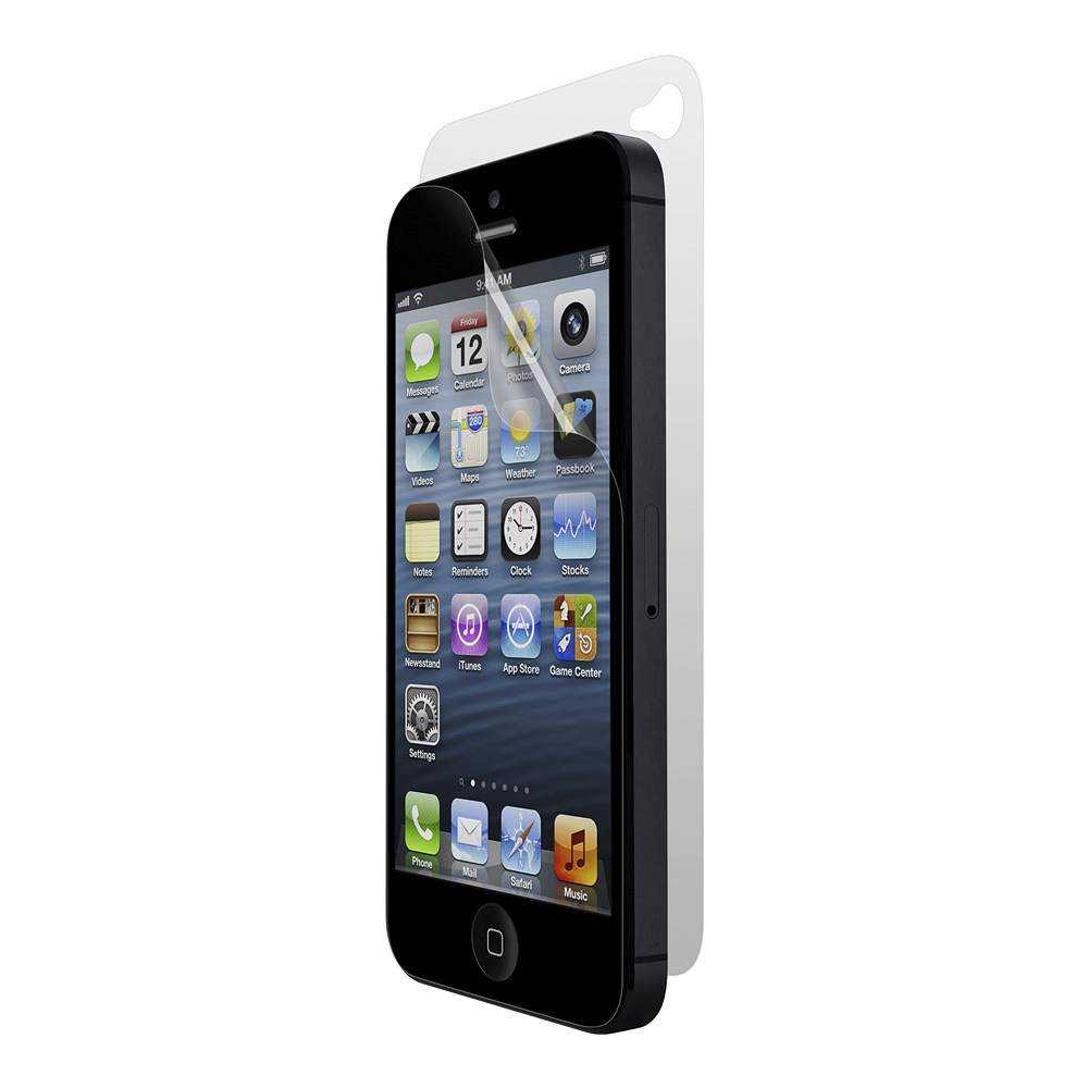 TrueClear Full Body Screen Protector for iPhone 5 - HeroImage