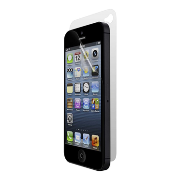 TrueClear Full Body Screen Protector for iPhone 5 -$ HeroImage
